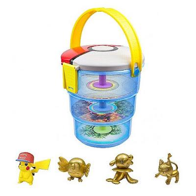 Takara Tomy Moncolle Shaky Case Toysrus special set