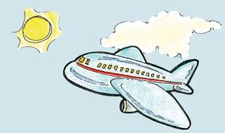 dicas viajar com criança de avião