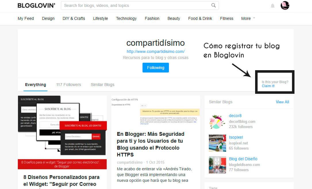 reclamar-tu-blog-en-bloglovin