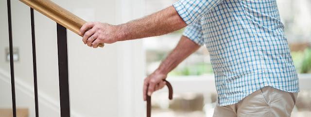 un lugar adaptados para adultos mayores