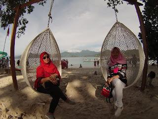 Pulau sirandah padang sumaterabarat