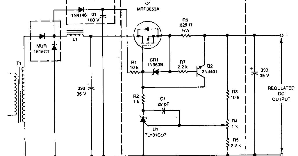 very low dropout linear regulator circuit diagram. Black Bedroom Furniture Sets. Home Design Ideas