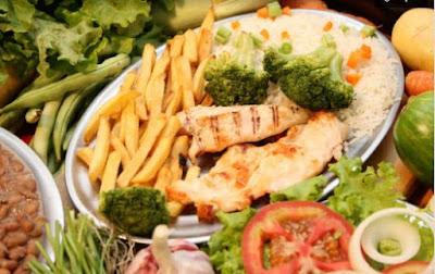 Daftar makanan buah dan sayur untuk menurunkan berat badan