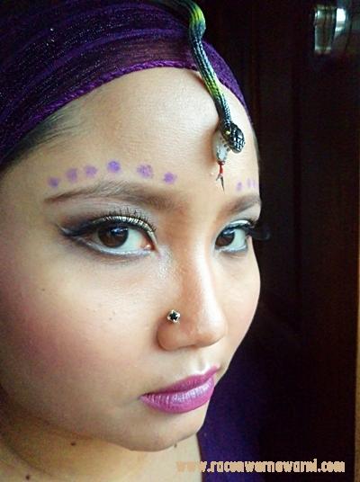 Make Up Yang Dipakai