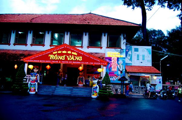 bowdywanders.com Singapore Travel Blog Philippines Photo :: Vietnam :: The Water Puppet Show, Saigon
