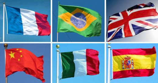 Test ¿puedes reconocer TODAS estas banderas?