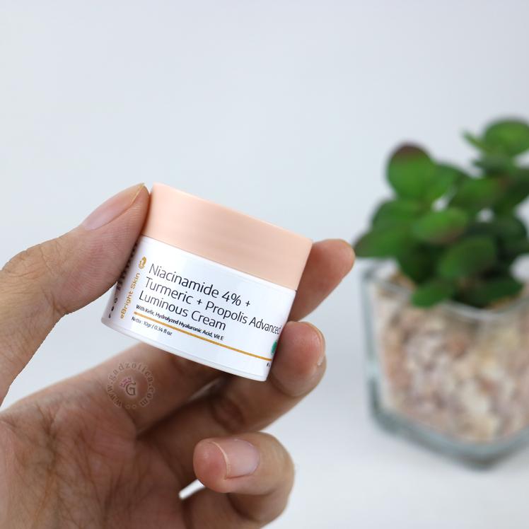 eBright Skin Niacinamide Cream