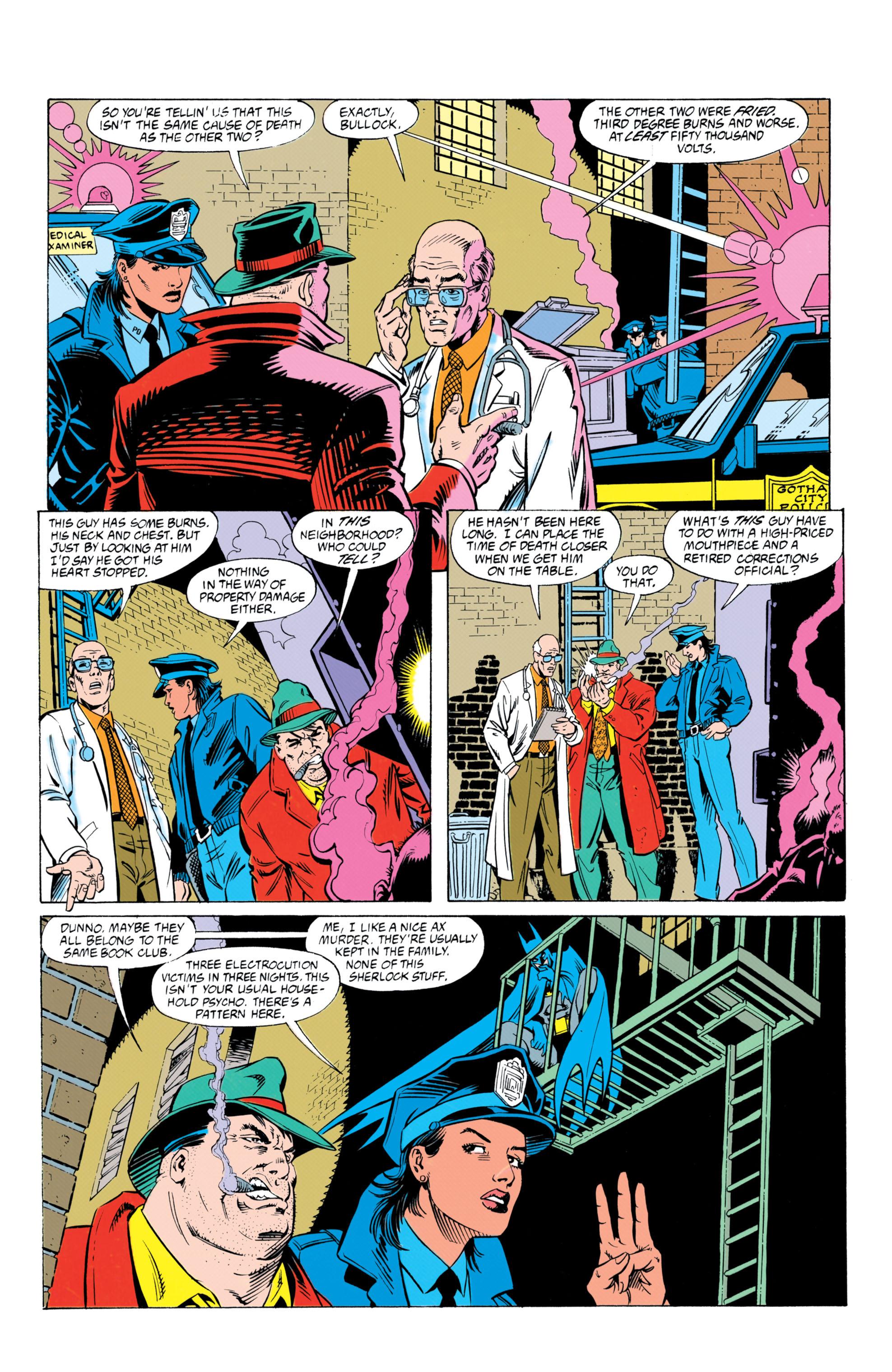 Detective Comics (1937) 644 Page 14