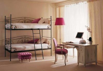 Desain kamar tidur tingkat