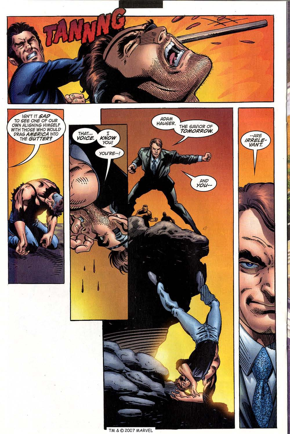 Captain America (1998) Issue #46 #53 - English 22