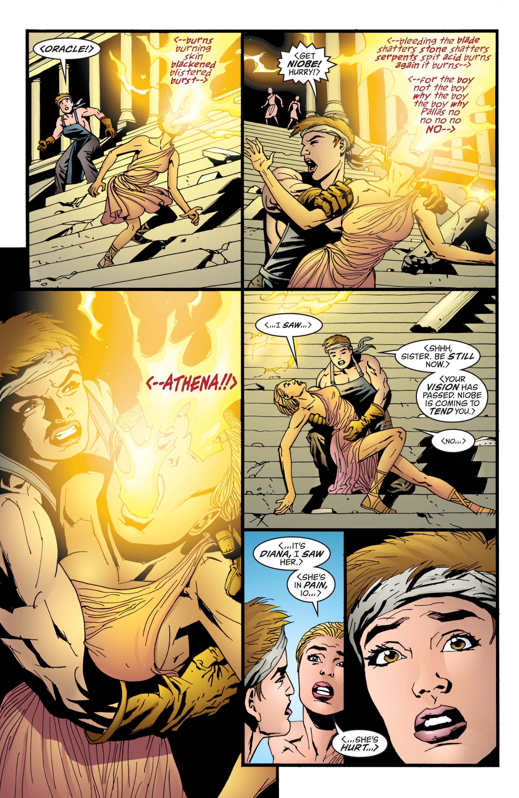 Read online Wonder Woman (1987) comic -  Issue #211 - 14