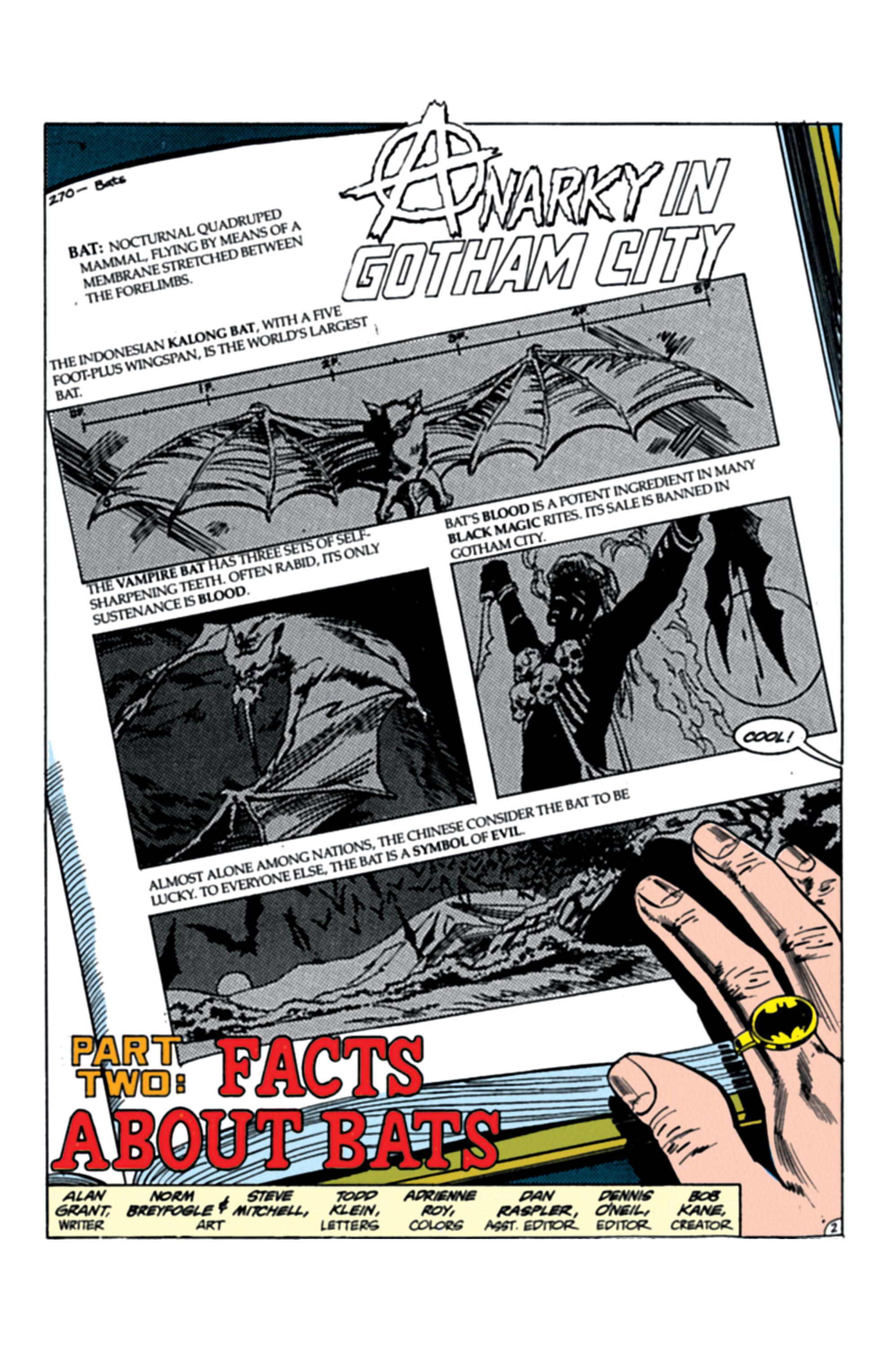 Detective Comics (1937) 609 Page 2