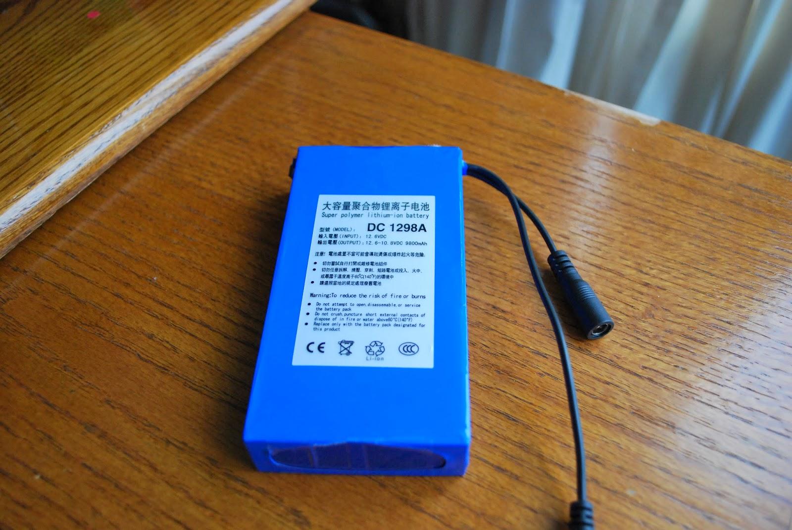 VE9KK QRPower BLOG: In the market for an external battery