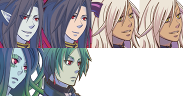 RPG Maker VX/VX Ace Vampire, Succubus, Lamia, and Killer