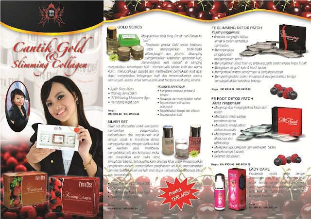 Design Flyers, Brochure, Leaflets Murah