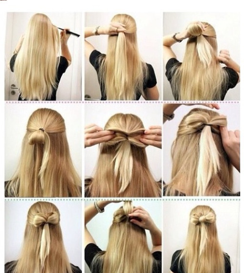 Three amamzign hairstyle you should try