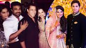 Sania Mirza Sister Sangeet Function Photos-thumbnail-11