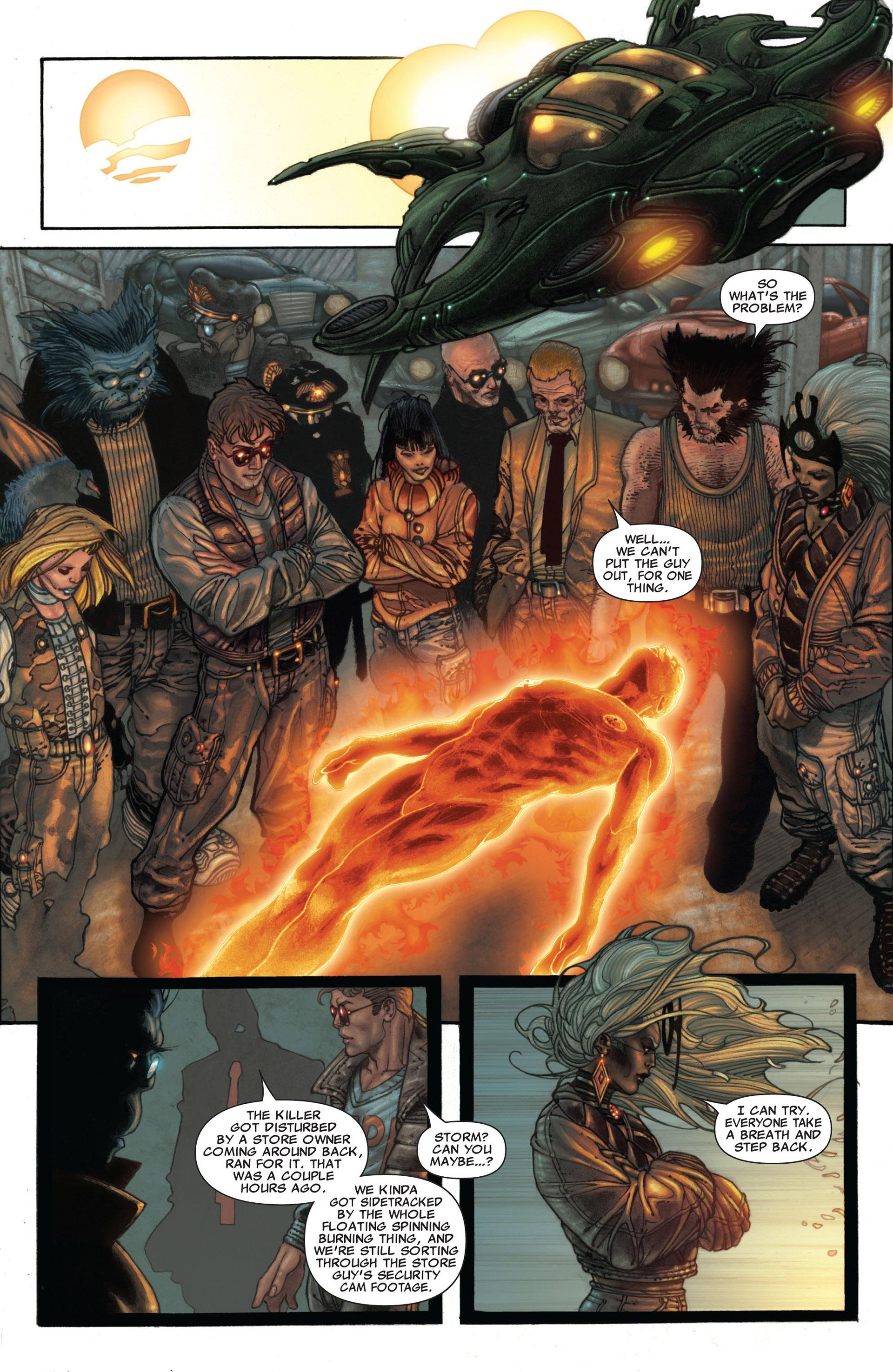 Read online Astonishing X-Men (2004) comic -  Issue #25 - 15