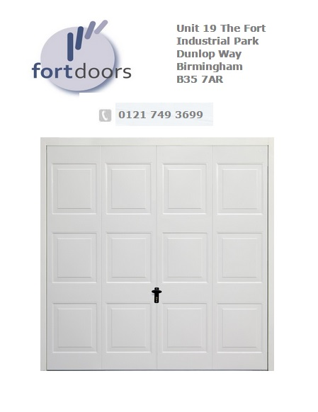 Read what customers say about the garage doors made and supplied by Fort Doors