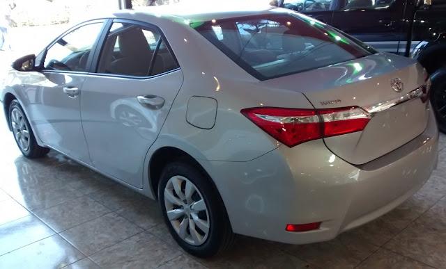 Toyota Corolla GLi de menos de R$ 70 mil