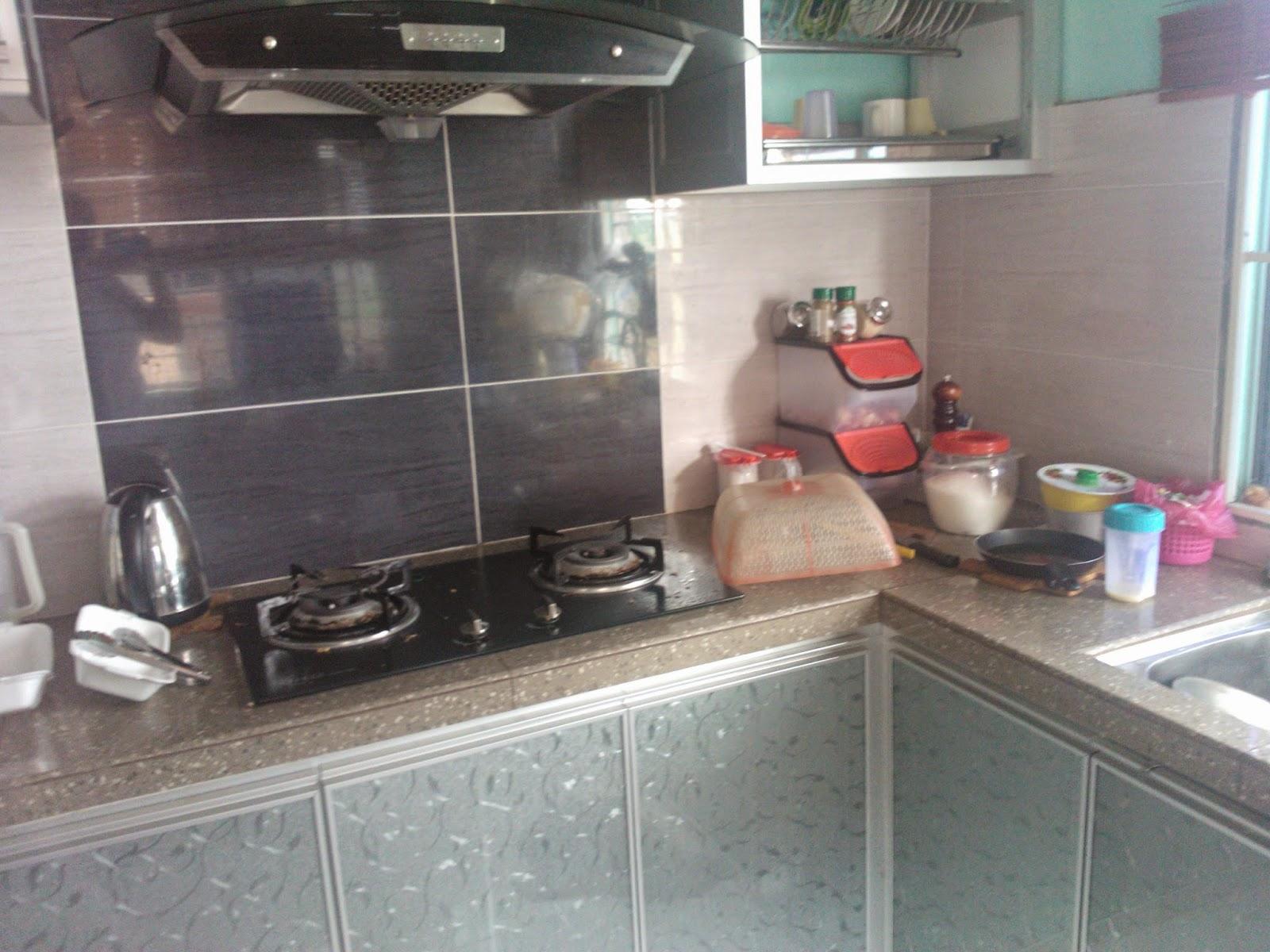 Agak Korang Berapa Lama Aku Tak Cuci Dapur Tu Malaskan Ni