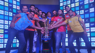 Pro Kabaddi Telugu Titans v/s Tamil Thalaivas