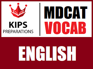 KIPS Vocabulary Book of English (MDCAT/ECAT) - EducatedZone