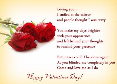 Valentines Poems