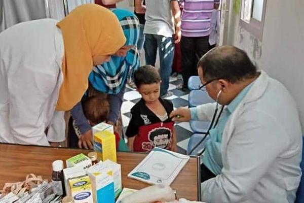 بلدية المرسى مع موعد لاستقبال قافلة طبية  من مستشفى مصطفى باشا
