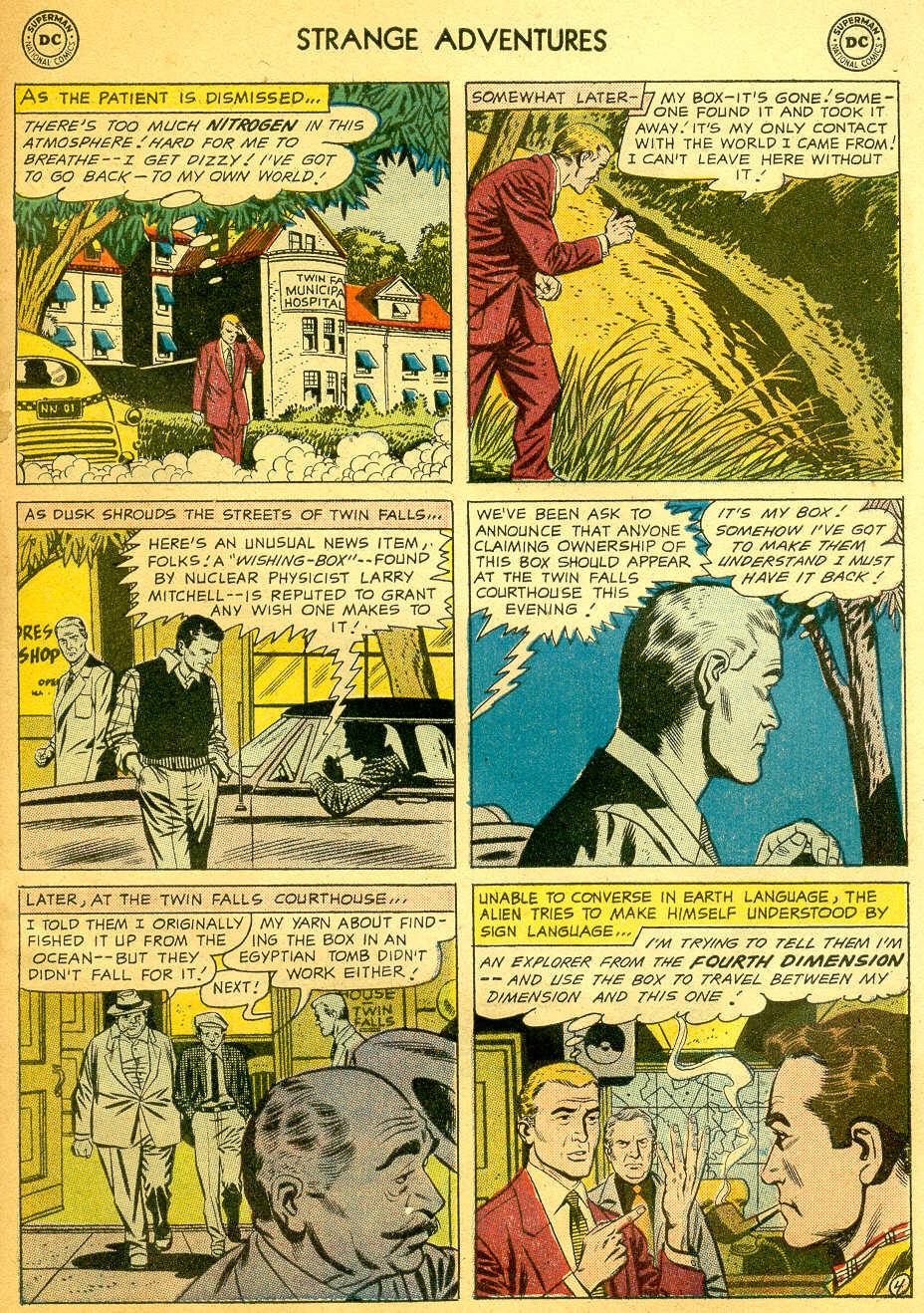 Strange Adventures (1950) issue 81 - Page 31