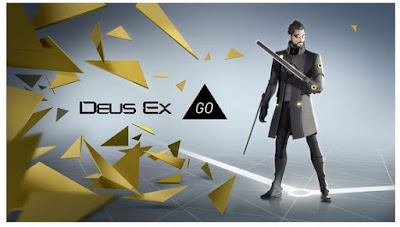Download Game Android Gratis Deus Ex Go apk + obb