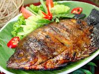 Resep Ikan Bakar Kecap Pedas Sederhana