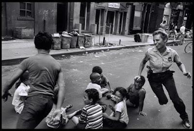 Fotografías de Nueva York 1970-1980
