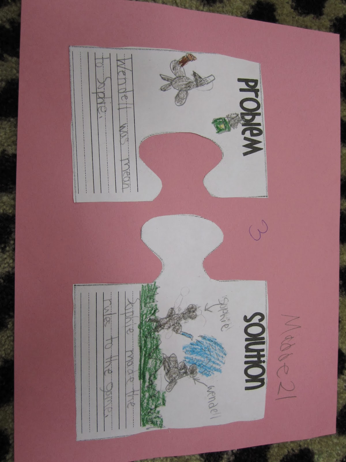 Second Grade Perks Problem And Solution Adding Details
