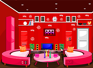Decorated Room Escape