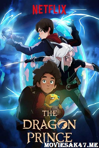 Watch Online Free The Dragon Prince Season 2 Complete Download 480p 720p MKV RAR HD Mp4 Mobile Direct Download, The Dragon Prince S02,