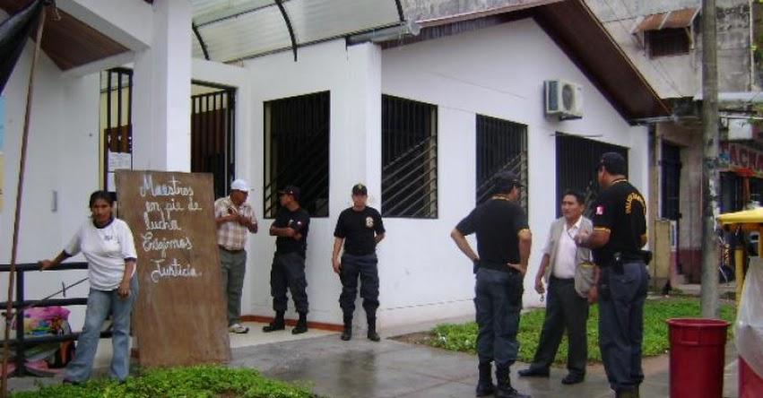Investigan a personal de imagen de la UGEL Padre Abad por agredir brutalmente a seguridad de un centro de diversiones en Aguaytía - Ucayali