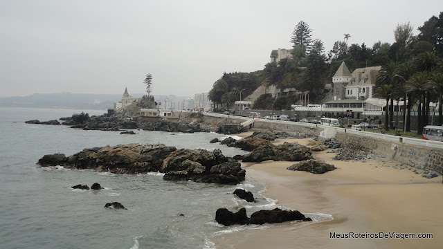 Playa Miramar - Viña del Mar, Chile