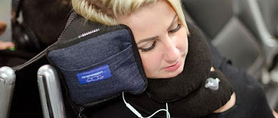 Winged Travel Pillow