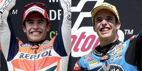 Marquez Ingin Setim Dengan Sang Adik Di MotoGP