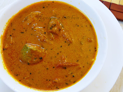 curry fish recipe with mackerel yummy tasty simple fish gravy