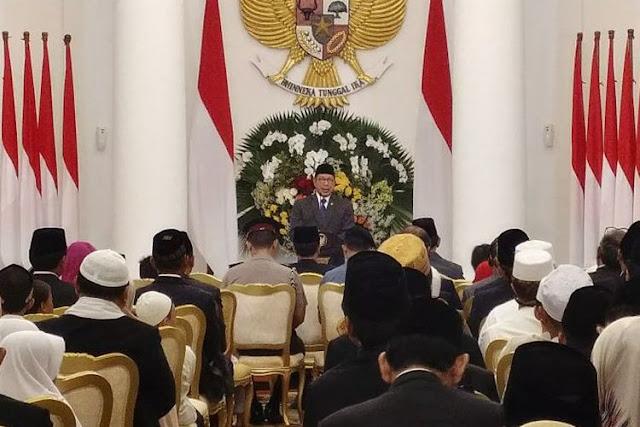 Menteri Agama: Beragama Secara Ekstrem Bukan Cara yang Diajarkan Rasulullah