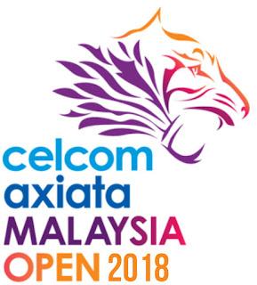 Celcom Axiata Malaysia Open 2018