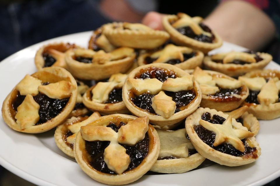6 christmas mince pie filling recipes claire justine for English mincemeat recipe