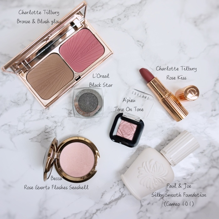 Charlotte Tilbury The Pretty Pink Lipstick Set look