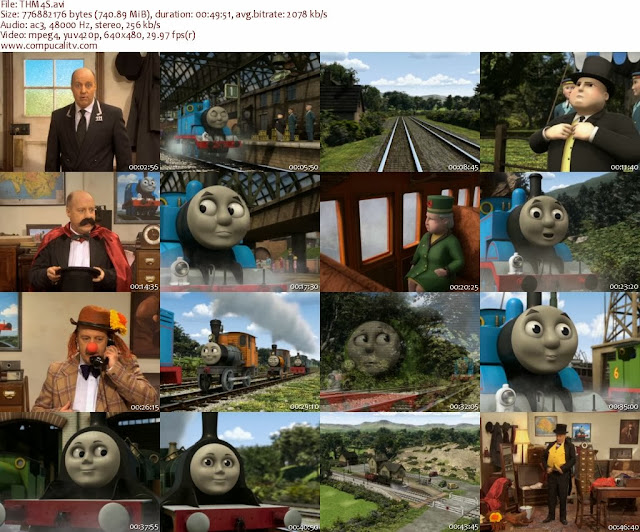 Thomas and Friends Pop Goes Thomas DVDRip Español Latino Descargar 1 Link