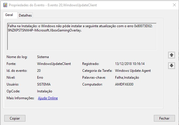 visualizador-de-eventos-erro-windows-uppdate