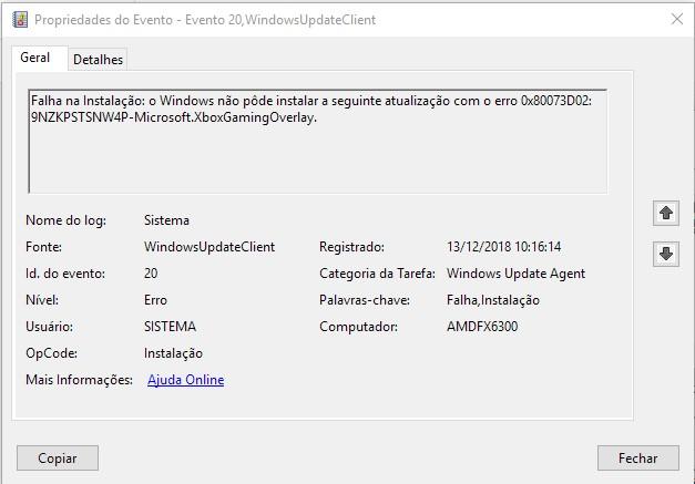 visualizador-de-eventos-erro-windows-uppdate