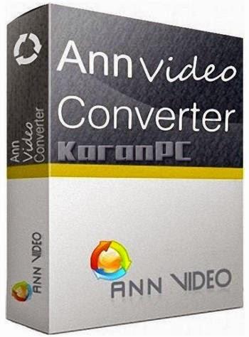 Ann Video Converter 7.3.0 + Crack