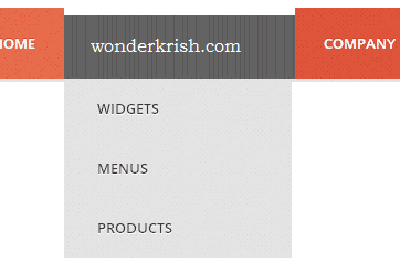 30 Best Stylish Drop down Horizontal Menu for Blogger